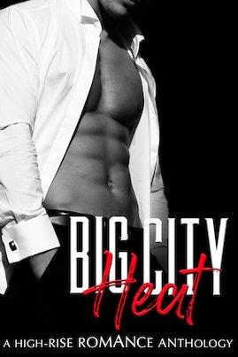 Cover of Big City Heat, A High-Rise Romance Anthology